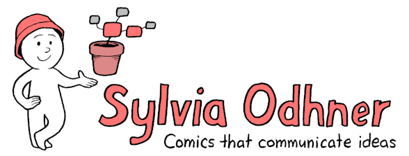 Sylvia Odhner - Comics that communicate ideas
